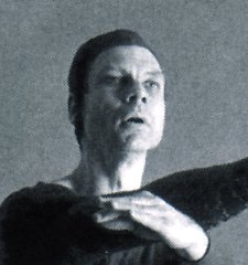 Merce Cunningham 1957